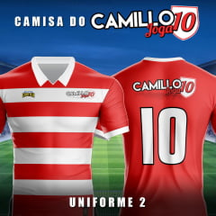CAMISA DO CAMILLO JOGA10 [UNIFORME 2]